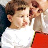 Як навчити дитину до року розмовляти