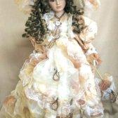 Як зробити порцелянову ляльку