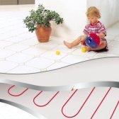 Як зробити підлоги з підігрівом