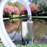 Як зробити водяний насос