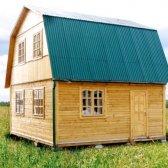 Як побудувати ламану дах