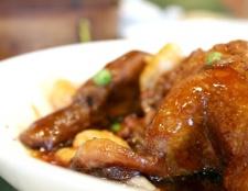 Як готувати фаршировану качку