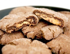 Як готувати печиво з карамеллю