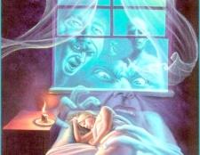 Як позбутися від страшних снів