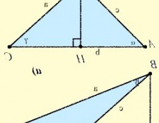 Як знайти висоти трикутника