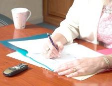 Як написати заяву на компенсацію відпустки