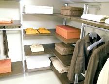 Як облаштувати гардеробну кімнату