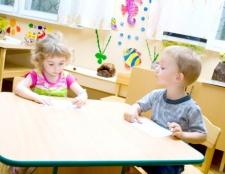 Як оформити куточок у дитячому садку