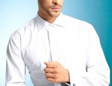 Як відбілити білу сорочку