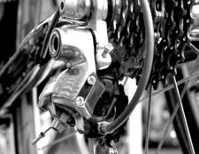 Як перемикати передачі на велосипеді
