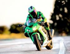 Як перемикати швидкості на мотоциклах