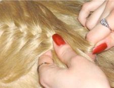Як плести косички на волоссі