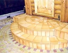 Як побудувати ганок до будинку