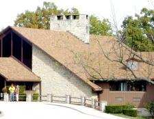 Як побудувати дах у будинку