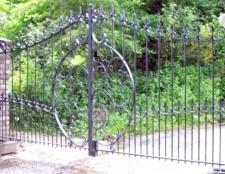 Як побудувати ворота