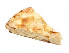Як приготувати яблучний пиріг