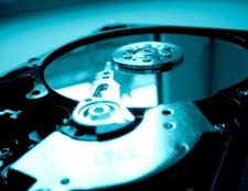 Як розбити жорсткий диск