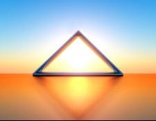 Як вирішити задачу про площу трикутника