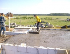 Як зробити бетон для фундаменту