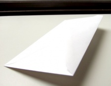 Як зробити конверт своїми руками