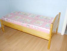 Як зробити ліжко для дитини