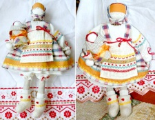 Як зробити ляльку