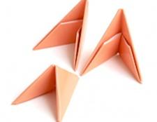 Як зробити трикутник