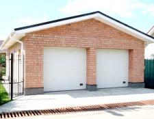 Як зробити ворота гаражні?