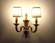 Як встановити світильник