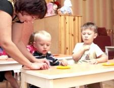 Як звільнитися з дитячого саду