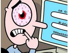 Як дізнатися пароль на інтернет, якщо є логін