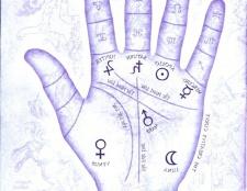 Як дізнатися долю по руці