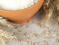 Як варити пшеничну кашу