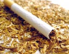 Як вивести нікотин