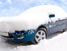 Як завести карбюраторну машину в мороз