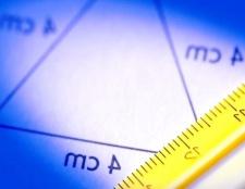 Як знаходити площа трикутника