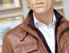 Як відремонтувати шкіряну куртку