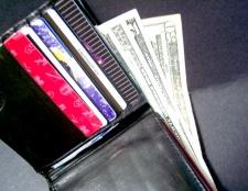 Як перевірити баланс на кредитній карті