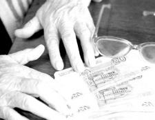 Як розрахувати пенсію по старості