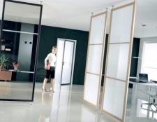 Як розділити кімнату на дві зони
