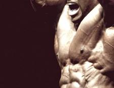 Як розвинути силу в м'язах