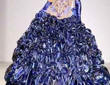 Як зробити плаття