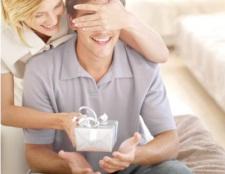 Як зробити приємно коханому чоловікові