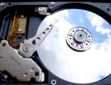 Як створити розділ диска