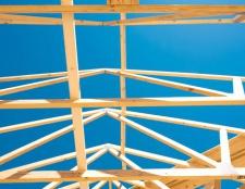 Як будувати дах