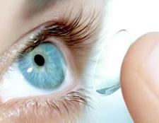 Як вибрати лінзи для очей