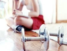 Як набрати в домашніх умовах м'язову масу