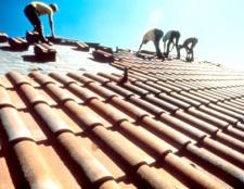 Як покривати дах