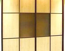 Як зробити двері для шафи-купе