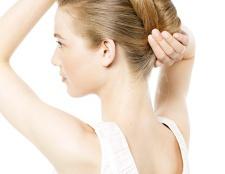 Як зробити черепашку для волосся